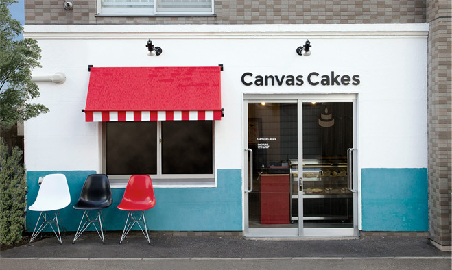 Photo | Canvas Cakesの外観